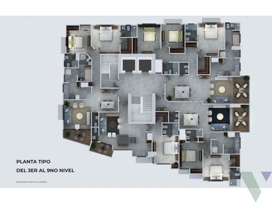 rodos xxiv apartamentos venta evaristo 2 habts