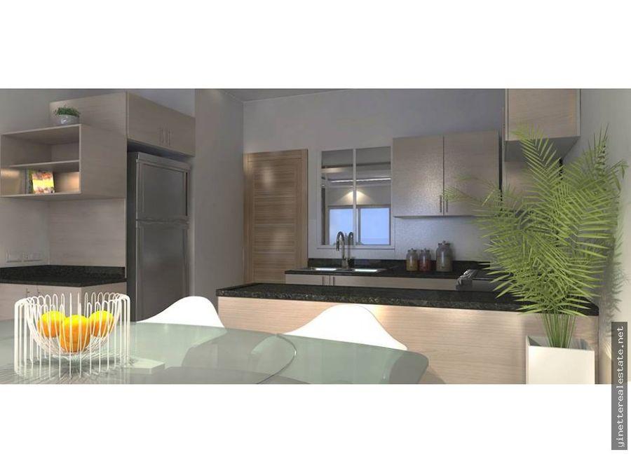 san miguel gardens proyecto apartamentos
