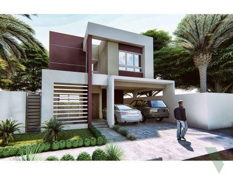 casa en venta de 2 niveles autopista de san isidro