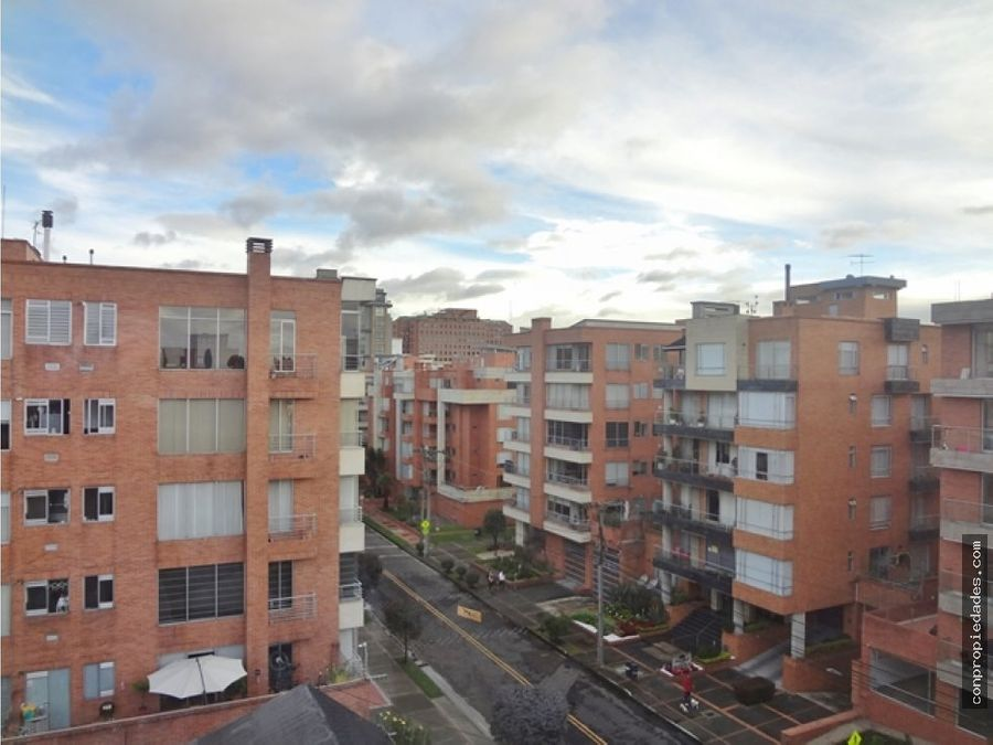 apartamento en venta chico navarra 204m2