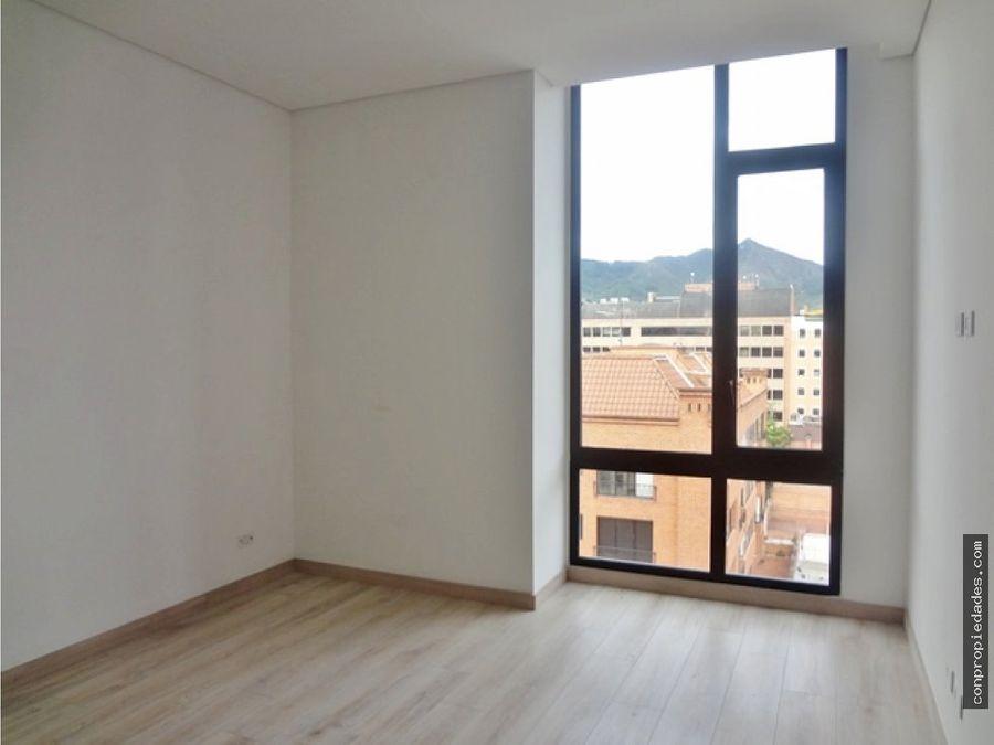 apartamento en venta o arriendo chico navarra 94m2
