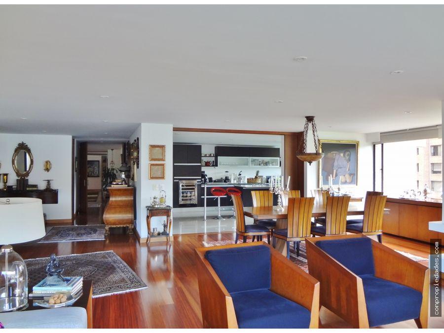 extraordinaria remodelacion venta apartamento recodo del country 380m2