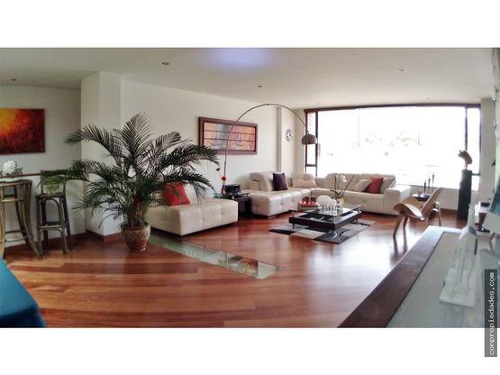 apartamento en venta chico navarra 241m2