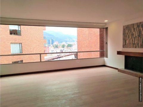 apartamento en arriendo santa paula 85m2