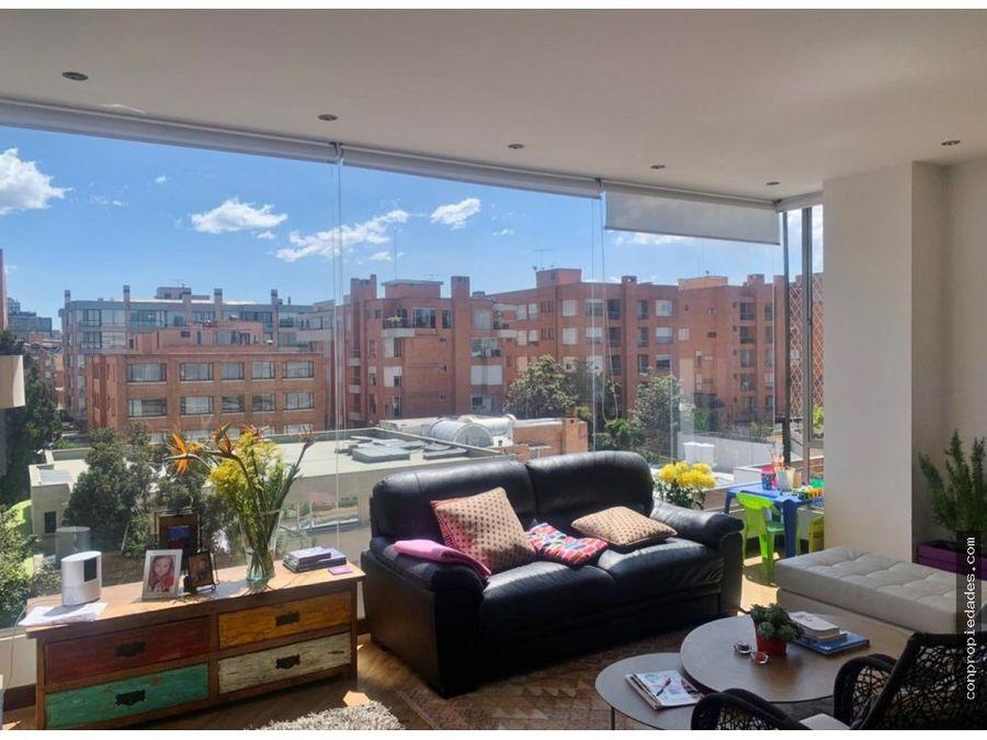 venta apartamento chico navarra 130m2