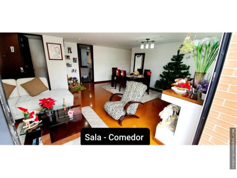apartamento en venta calleja 126m2