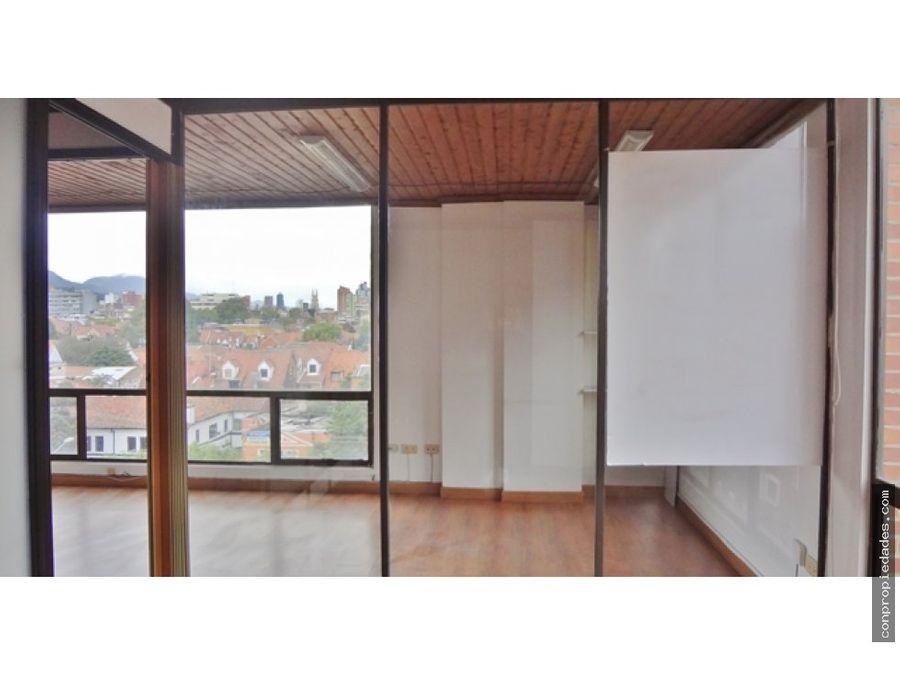 oficina en venta quinta camacho 40m2
