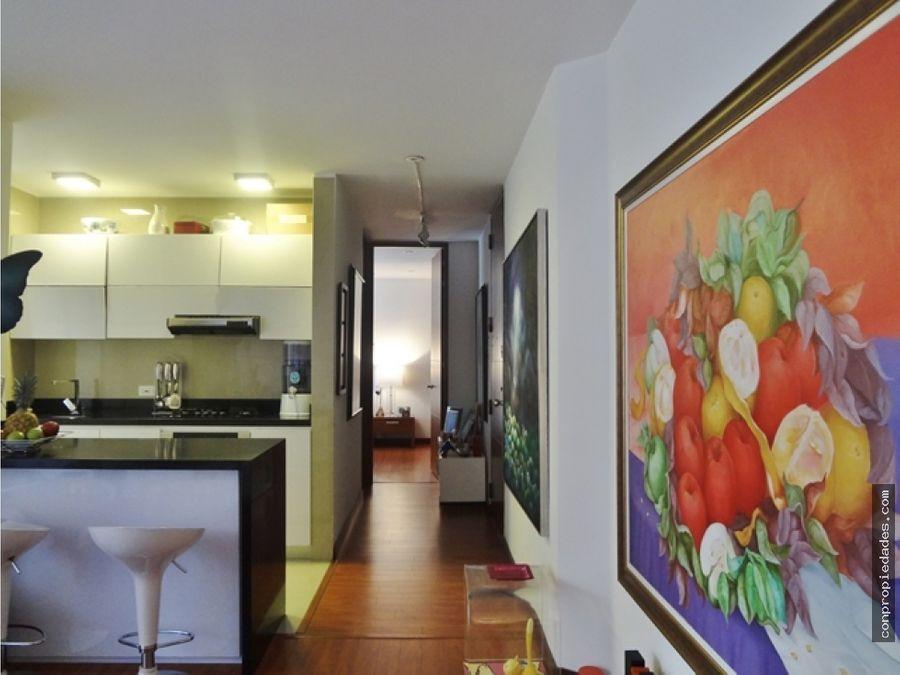 apartamento en venta chico sector ii 60m2