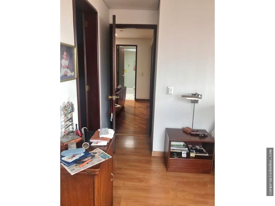apartamento en venta nogal vista y terraza