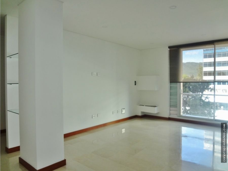 espectacular apartamento en venta chico navarra 134m2