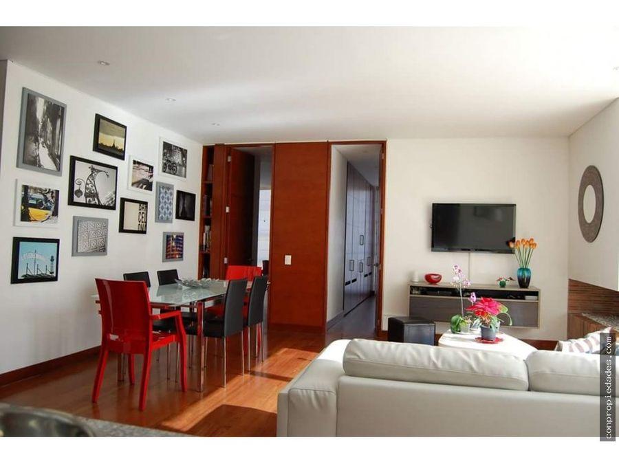 apartamento en venta chico sector iii 91m2
