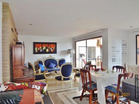 apartamento en venta calleja 128m2