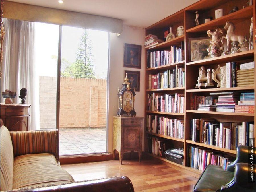 apartamento en venta chico navarra con terraza