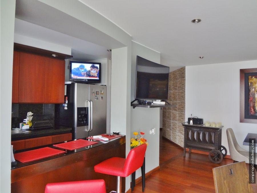 remodelado apartamento venta chico reservado 100m2