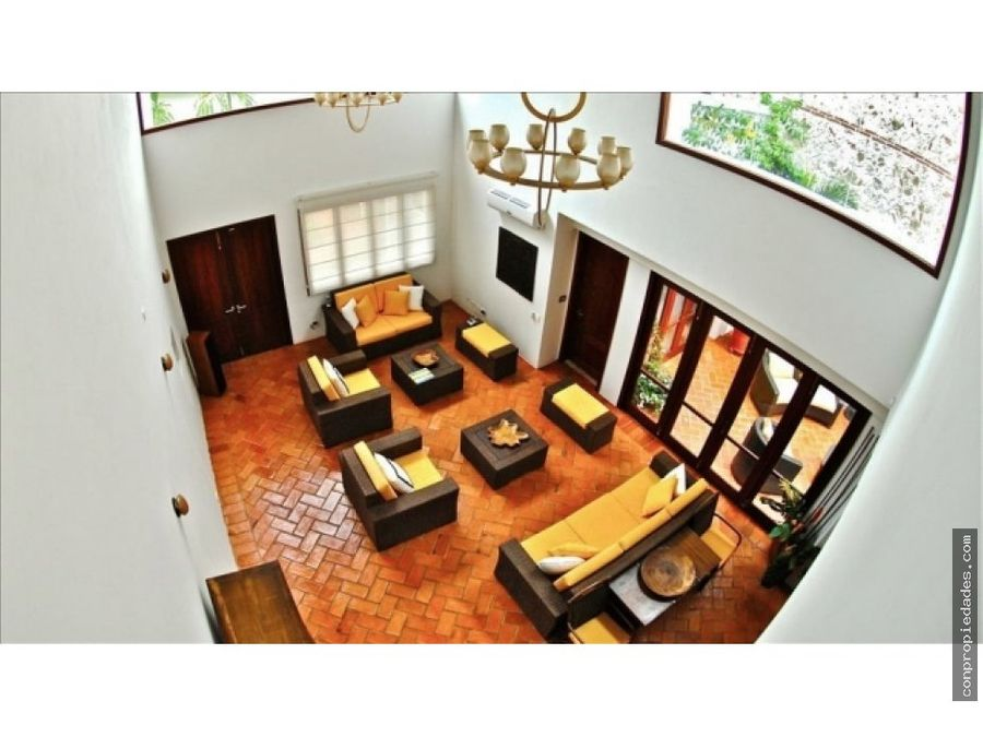 venta casa cartagena de indias centro historico