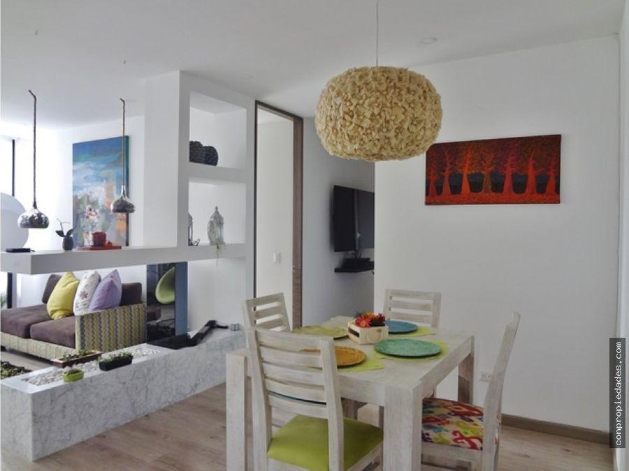 apartamento en venta santa barbara central 110m2