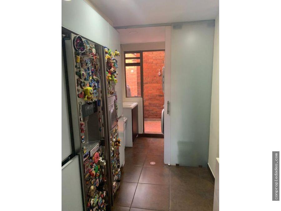 apartamento en venta santa barbara 129m2