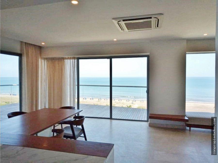escultural apartamento en venta serena del mar