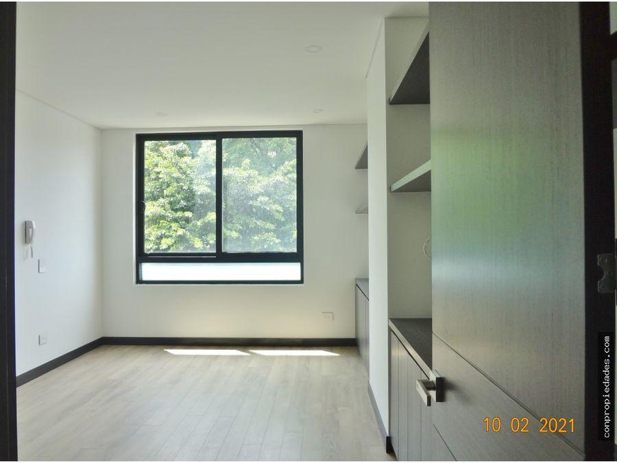 sensacional apartamento en venta chico 126m2