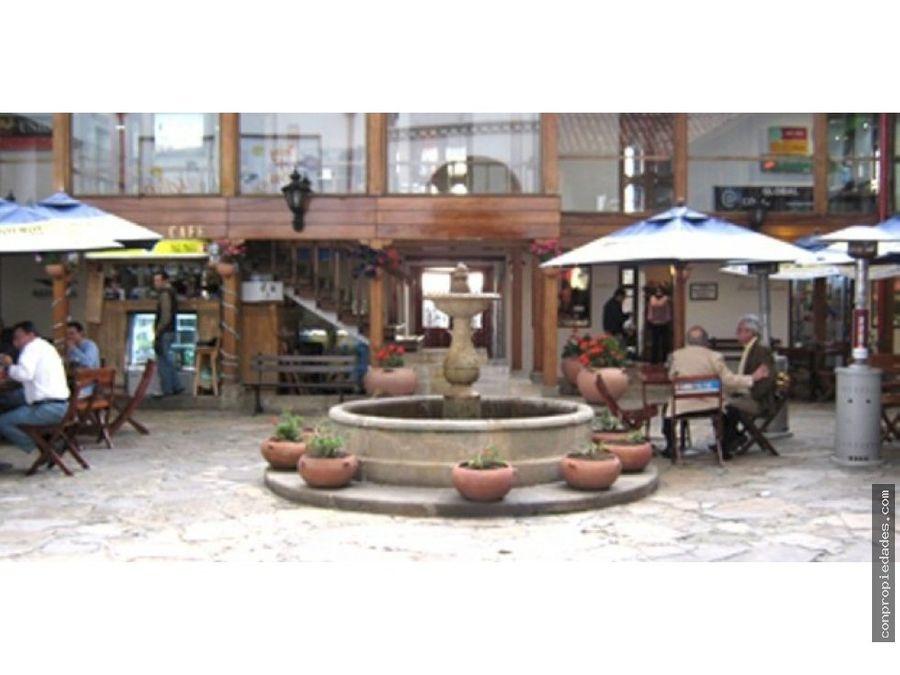 venta local hacienda santa barbara 405m2