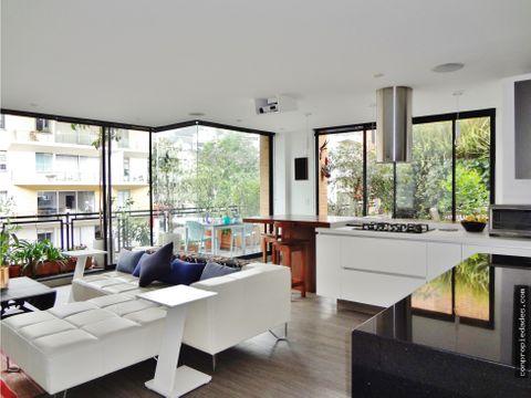 venta apartamento en nogal 141m2 mas 40m2 de terraza