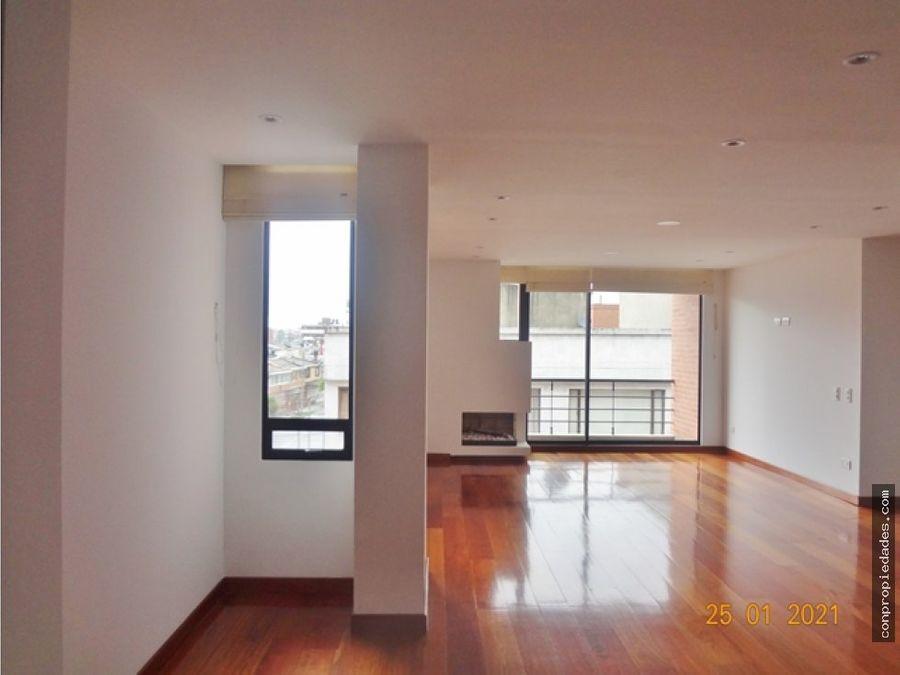 apartamento en venta nicolas de federman 111m2