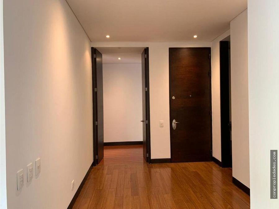 apartamento en arriendo chico reservado 140m2