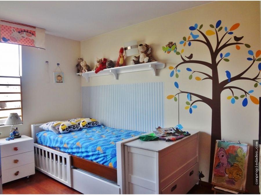 apartamento en venta colina esquinero piso alto 116m2