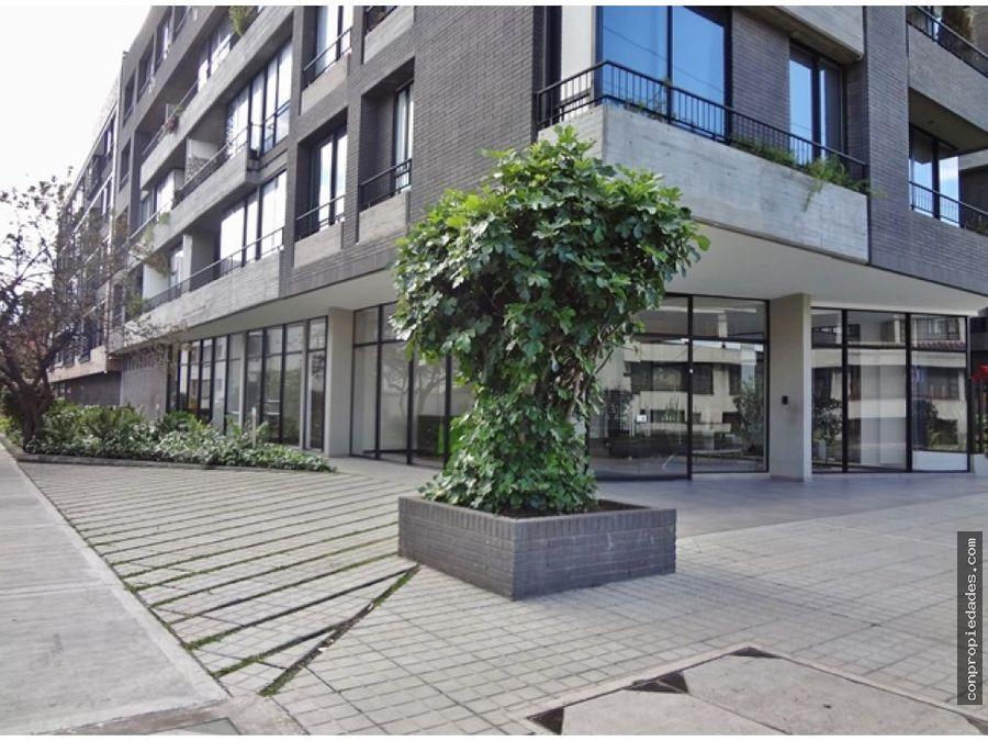 apartamento en venta santa barbara central 118m2