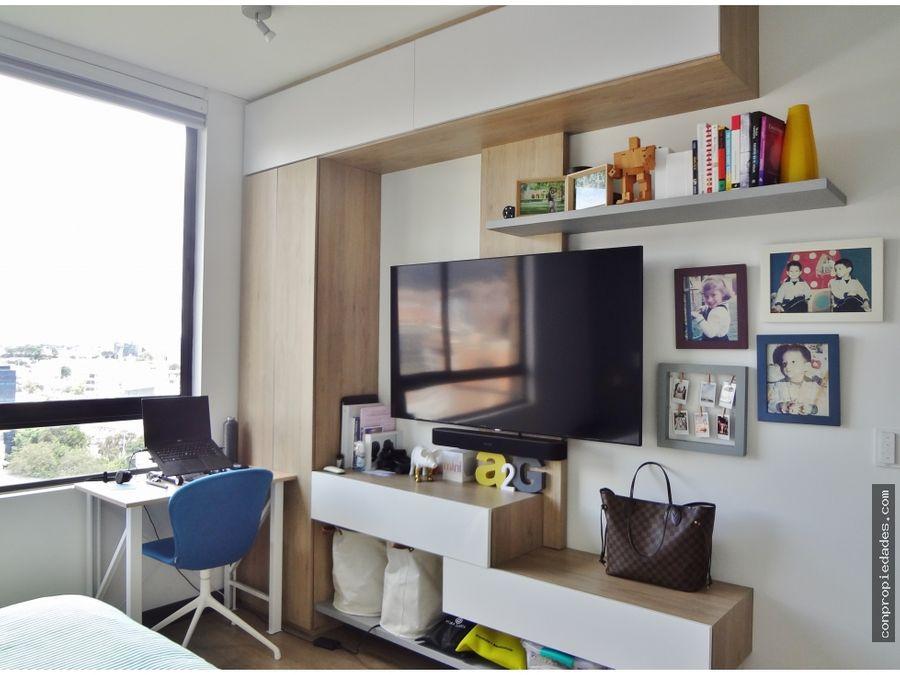 venta apartamento chico con super vista
