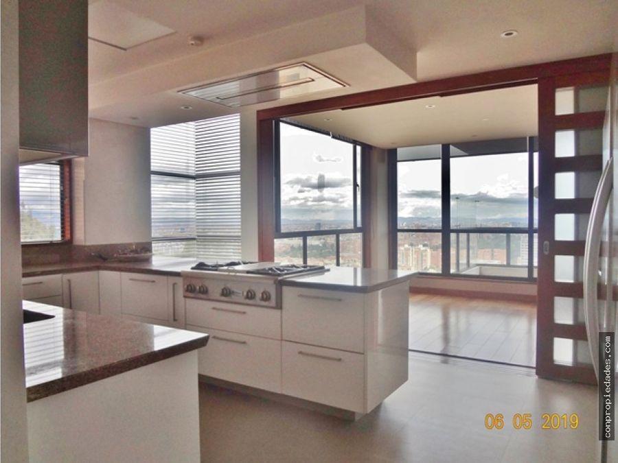 apartamento en venta bosque medina 267m2