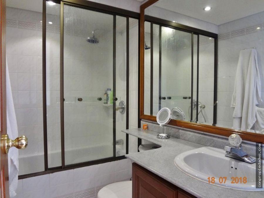 venta apartamento ph bosque medina 496m2