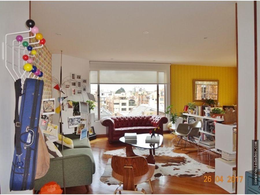apartamento en venta chico museo 121m2