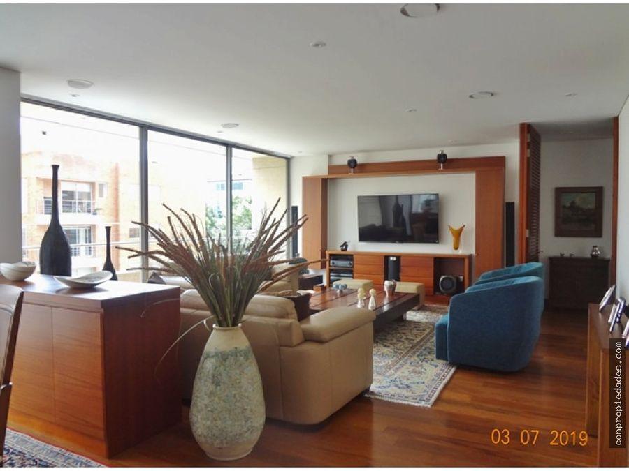 apartamento en venta chico sector iii 144m2