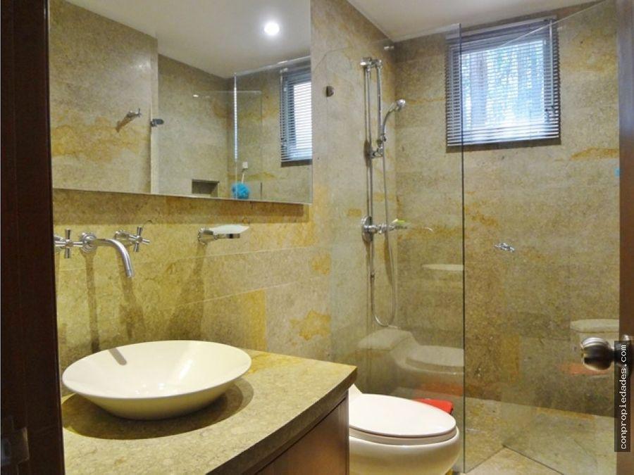 venta apartamento bosque medina 209m2