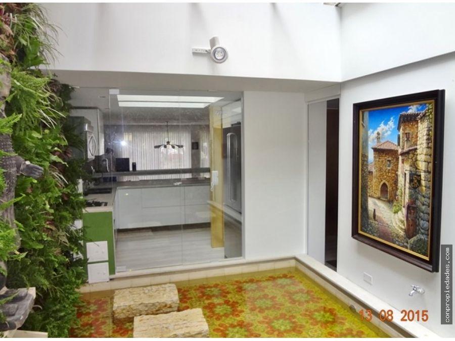 lindo apartamento en arriendo amoblado chico 165m2