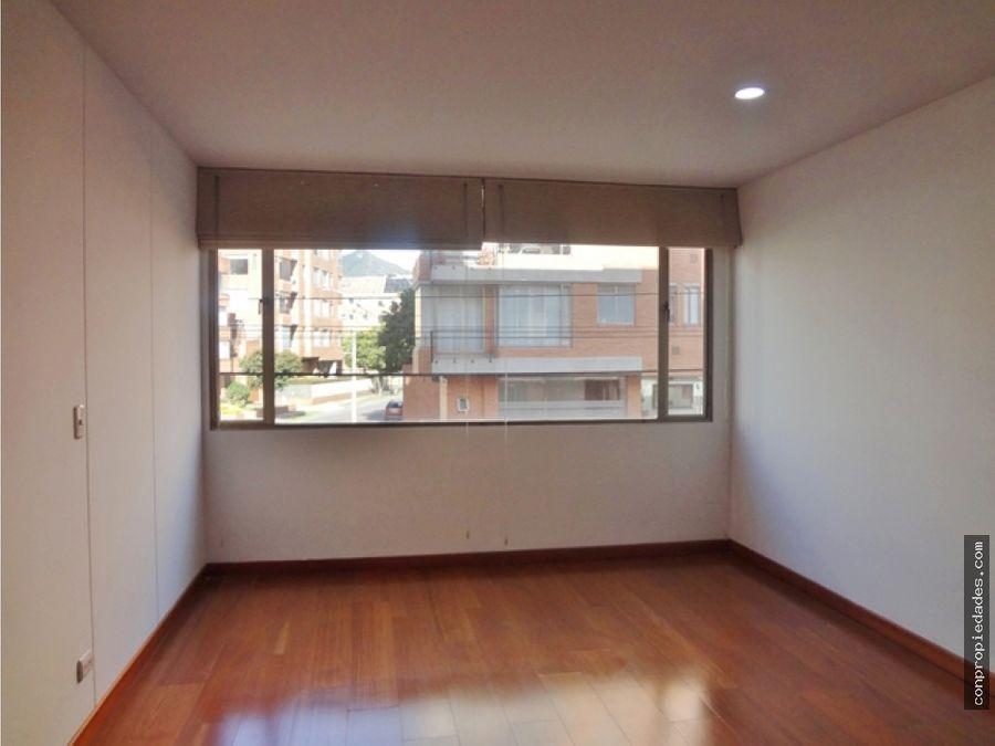 venta apartamento chico navarra 14345m2