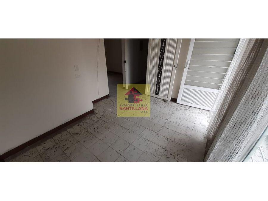 francisco antonio zea venta casa 2do piso