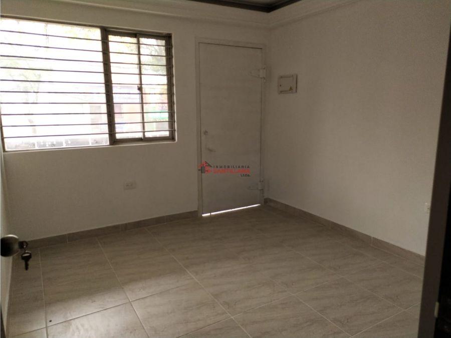 apartamento en calasanz 2do piso en arriendo
