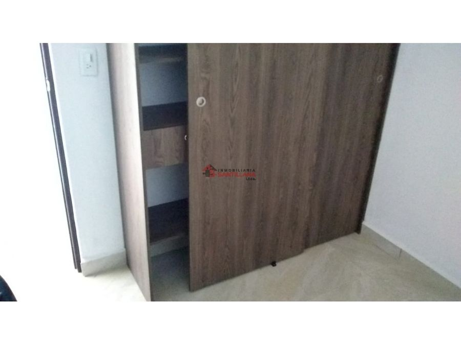 calasanz parte alta arriendo apartamento 4to piso