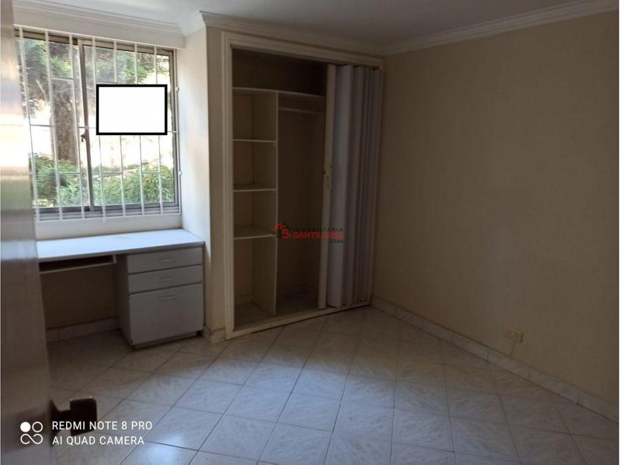apartamento en calasanz parte baja
