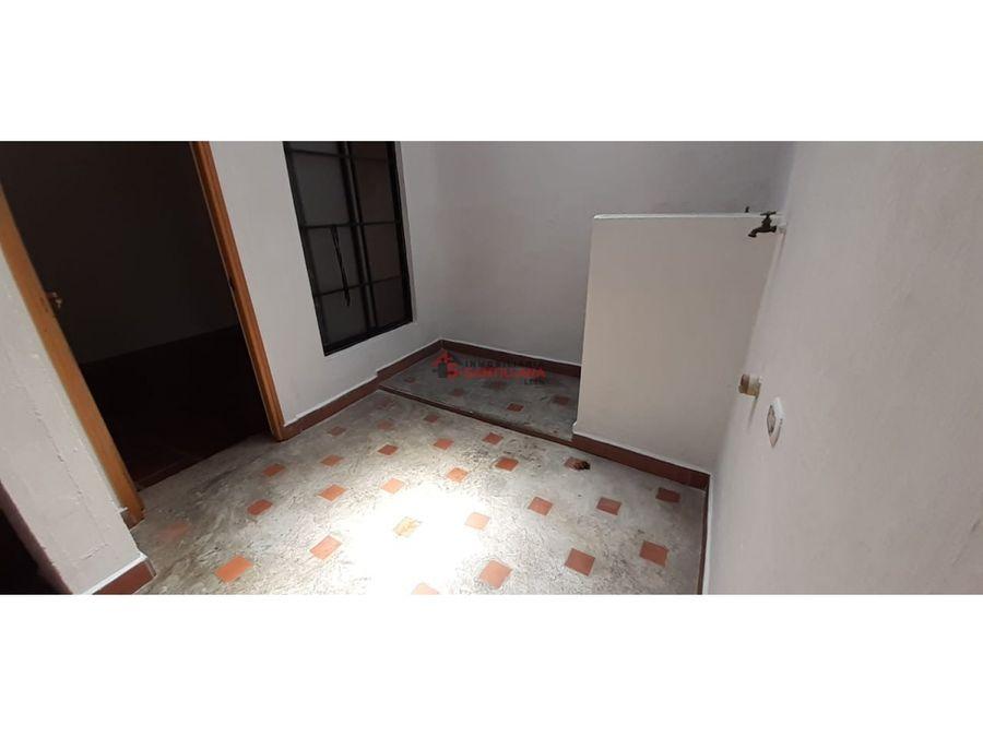 san cristobal arriendo casa 2do piso vereda aguas frias