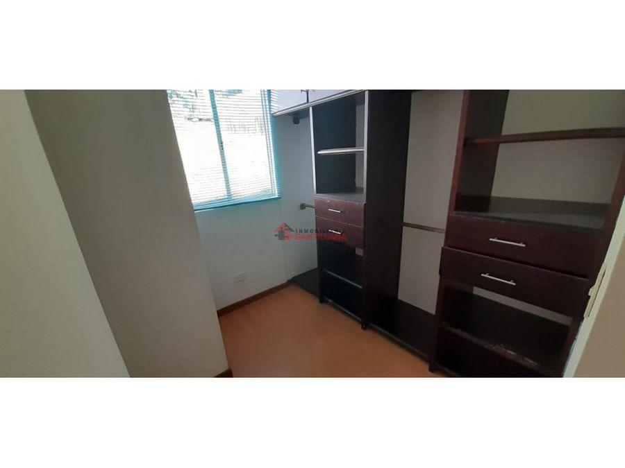 arriendo apartamento en territorio robledo 3er piso