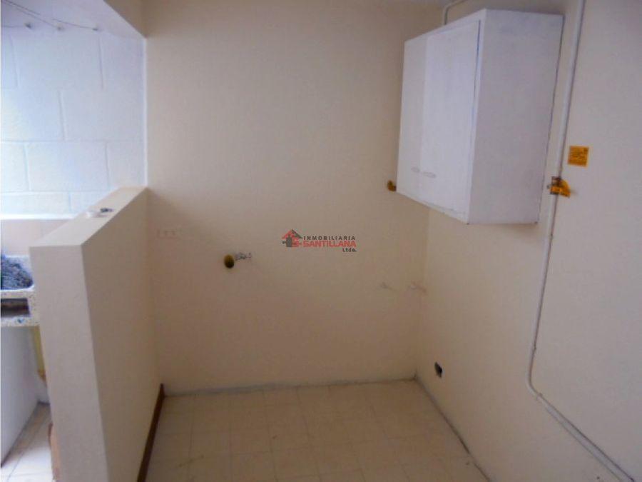 casa primer piso en venta en robledo unidad cerrada