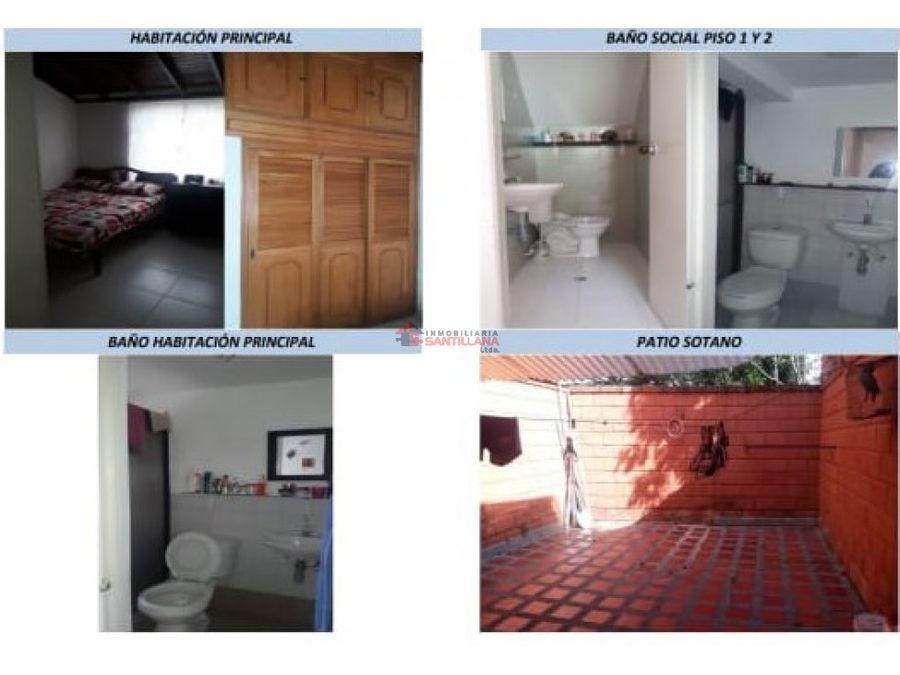 robledo palenque venta casa unifamiliar unidad cerrada