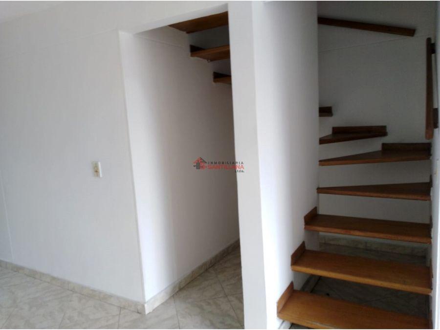 calasanz arriendo apartamento duplex 3er piso