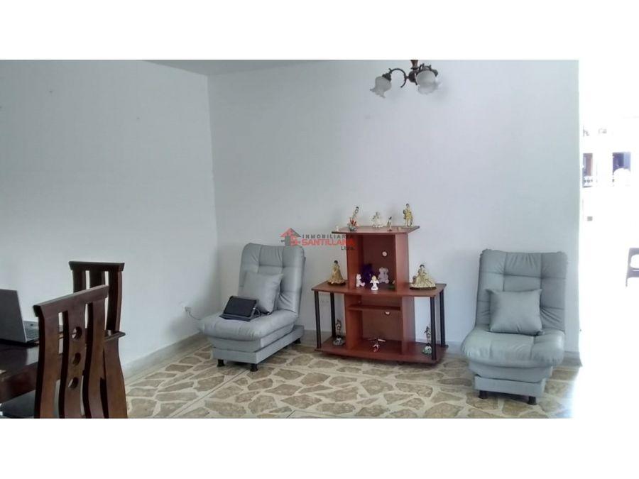 venta casa 3er piso en bello sector cabanas