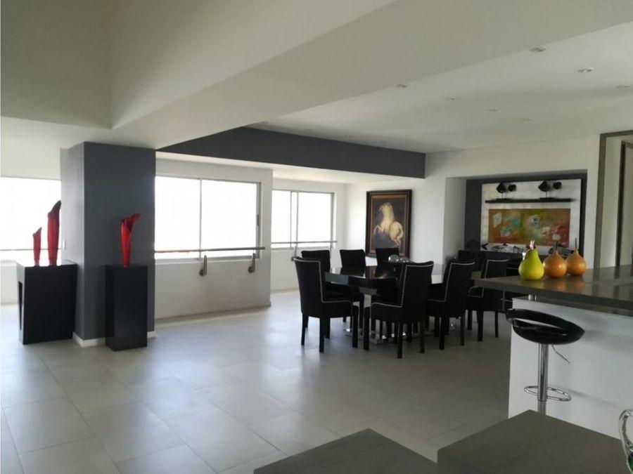 venta penthouse duplex cerca del club campestre de medellin