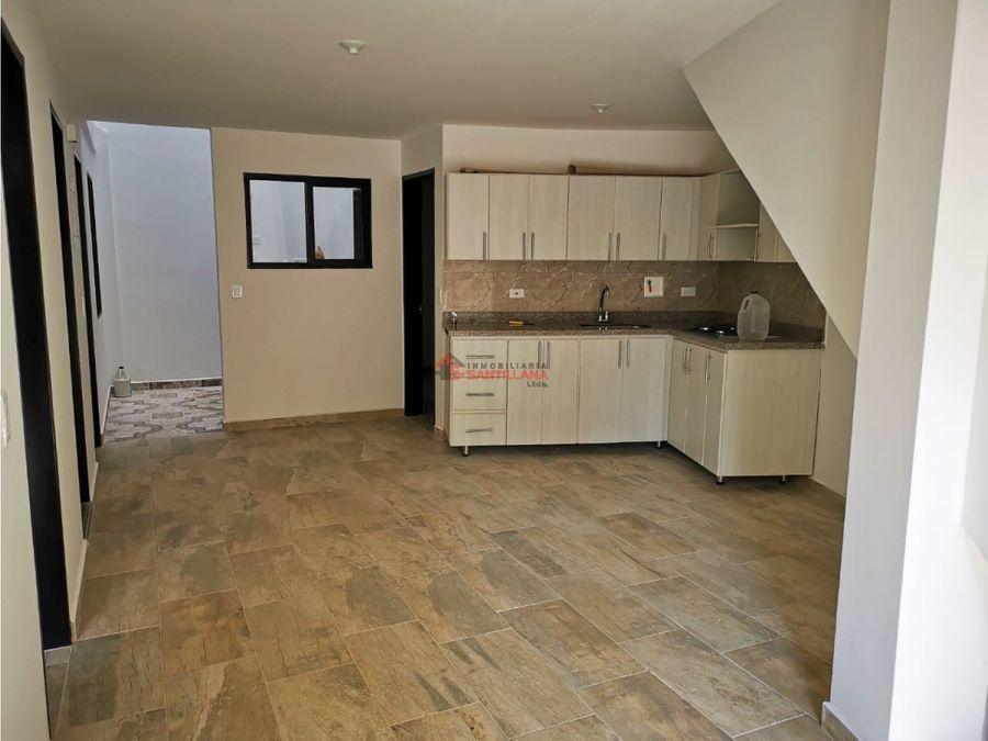 casa unifamiliar en rionegro en venta
