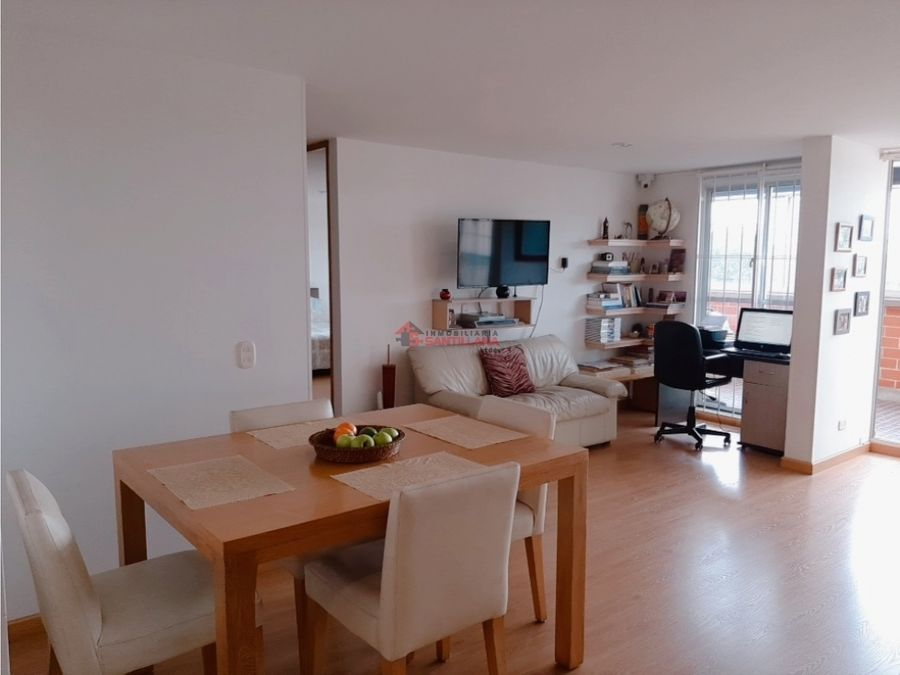 apartamento en excelente estado para la venta en rionegro